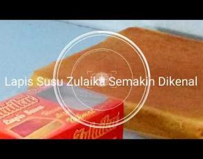 Embedded thumbnail for Lapis Susu Zulaika Kian Dikenal